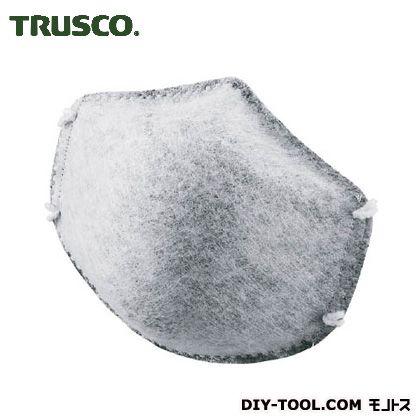 トラスコ 一般作業用マスク 耳かけタイプ活性炭入り  b防臭(悪臭対策) TMK20KE 1箱(20枚)