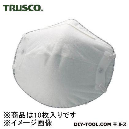 トラスコ 一般作業用マスク 活性炭入  防臭(悪臭対策) TMK10K 10 枚組