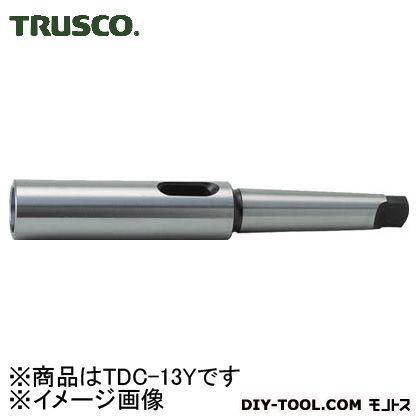 トラスコ ドリルソケット焼入 研磨品 内径MT-1外径MT-3 TDC13Y