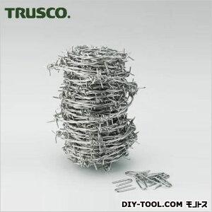 トラスコ(TRUSCO) 有刺鉄線ステンレス1.6mmX20m 132 x 135 x 165 mm TSUW1620