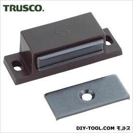TRUSCO マグネットキャッチ樹脂製 TSM-71-BR