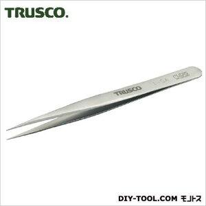 トラスコ(TRUSCO) 耐酸耐磁ピンセット120mm強力超極細型 192 x 40 x 8 mm 1-SA