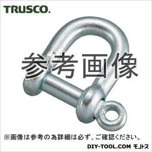 トラスコ(TRUSCO) ネジシャックルスチール製8mm 45 x 42 x 15 mm TSC08