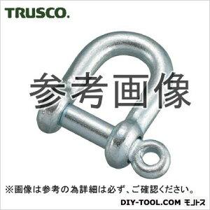トラスコ(TRUSCO) ネジシャックルスチール製6mm 39 x 31 x 12 mm TSC06