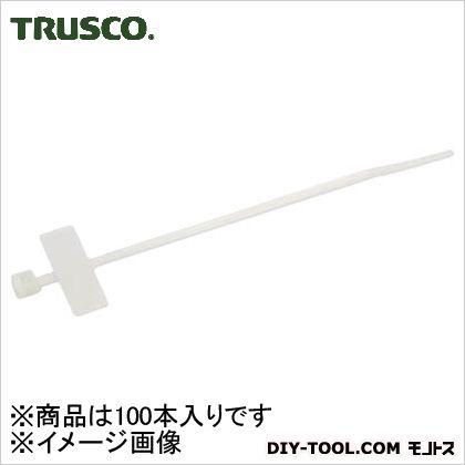 TRUSCO マーキングタイ長さ100mm(100本入) TRMCU-100 100 本