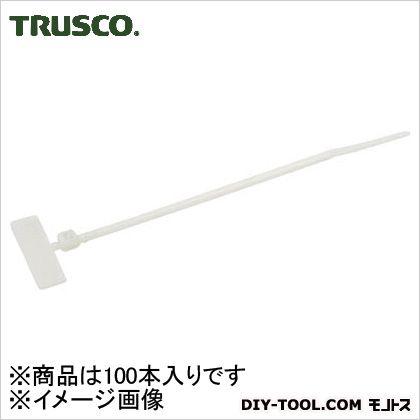 TRUSCO マーキングタイ長さ110mm(100本入) TRMCD-110 100 本
