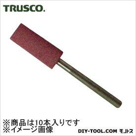 トラスコ(TRUSCO) 高耐久ゴム軸付砥石Φ8X幅20X軸3#8010本入 97 x 51 x 21 mm RE808C 10本