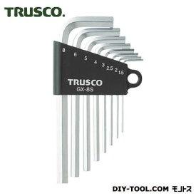 トラスコ 六角棒レンチセット 401500 8 本組