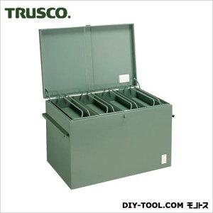 トラスコ(TRUSCO) 大型車載用工具箱中皿付900X600X600 1000 x 650 x 630 mm F960