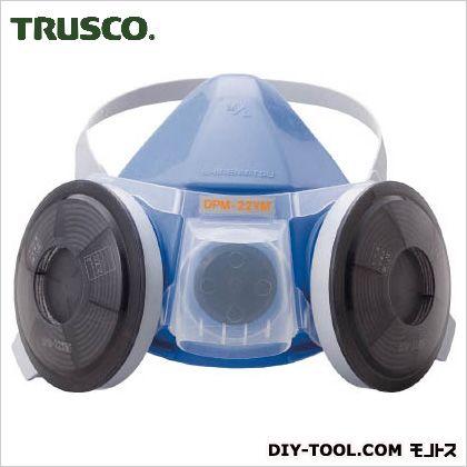 トラスコ 溶接用マスク溶接・粉塵作業用 DPm22Ym