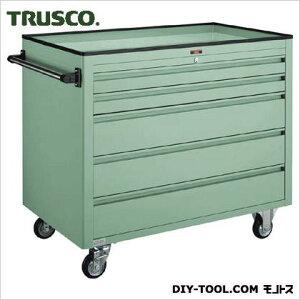 トラスコ(TRUSCO) BM3型キャビネットワゴン1000X600XH880浅2深3 BM3-S2L3