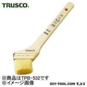 トラスコ(TRUSCO) スミ切り用刷毛40mm 217 x 53 x 20 mm TPB-532