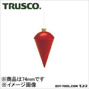 トラスコ(TRUSCO) 下げ振り単体重量200g胴径Φ37.5全長74mm 106 x 56 x 36 mm TPB-200