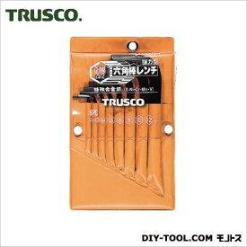 TRUSCO 六角棒レンチセット8本組 GHM8-2512 8 本