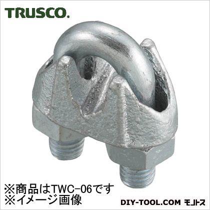 TRUSCO ワイヤークリップスチール製6mm用 TWC-06