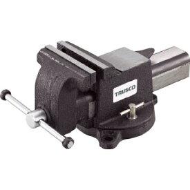 TRUSCO 回転台付アンビルバイス150mm VRS-150N