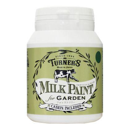 ターナー色彩 【新商品】 ミルクペイントforガーデン フォレストツリー 200ml MKG20344 ペンキ アンティーク