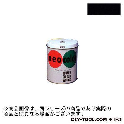 ターナー色彩 ネオカラー短期屋外用絵具 黒 600ml NC60031