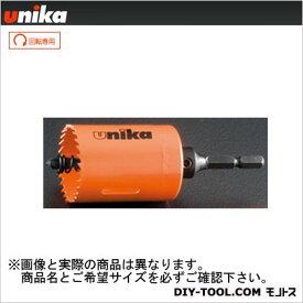 ユニカ HSSハイスホールソー(ツバ無し)27mm 136 x 45 x 32 mm HSS-27TN