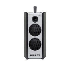 ユニペックス 防滴型ハイパワーワイヤレスアンプCD/SD/USBプレーヤー・SD/USBレコーダー付(800MHz帯ダイバシティ) WA-872SU 1台