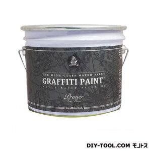 ビビットヴアン グラフィティーペイント フロアプライマー 透明 10L VIVID VAN 塗料 水性塗料