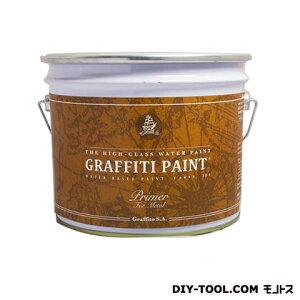 ビビットヴアン グラフィティーペイント メタルプライマー(グレー) 10L VIVID VAN 塗料 水性塗料