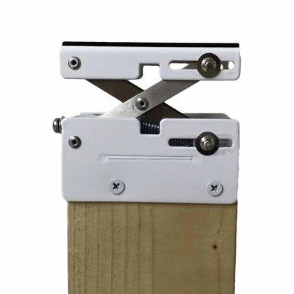 和気産業 Walist ウォリスト ツーバイ材用 突っぱりジャッキ 白 8702500 ツーバイフォー材 パーツ