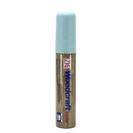 和気産業 白木の塗装マーカー ガーデンペイント 青磁 芯幅:15mm
