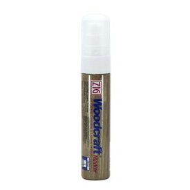 和気産業 白木の塗装マーカー ガーデンペイント ニス 芯幅:15mm