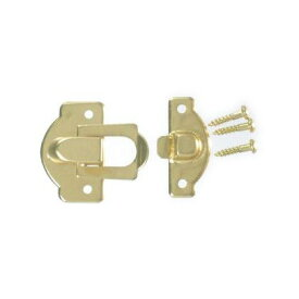 和気産業 パッチン錠 ゴールド 27X29mm 5912700