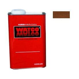 ワトコ社 ワトコオイル浸透性木材用塗料 チェリー 1L W-08