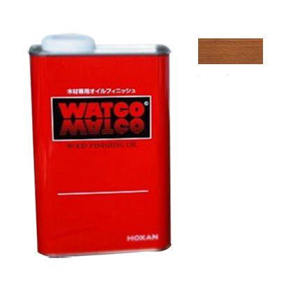 ワトコ社 ワトコオイル浸透性木材用塗料 ドリフトウッド 1L W-11