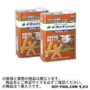 和信化学工業 ガードラックラテックス W・Pステイン(木材保護塗料) LX-11 グレー 3.5Kg 58171