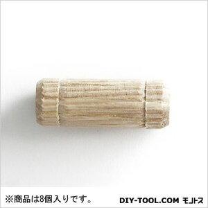 ノーブランド 木製ダボ 12×32mm Z-175 8個