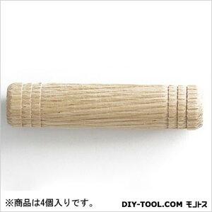 ノーブランド 木製ダボ 14×60mm Z-176 4個
