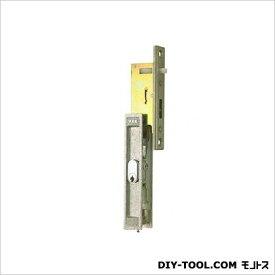 引違錠前戸先/内外カマ締りスライド式操作YKK 142×25mm(125×20) KH-23