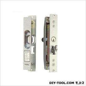 引違錠前召合せ/内外カマ締りツマミ式YKK学校用フラッシュドア 175.5×29.5mm KH-34