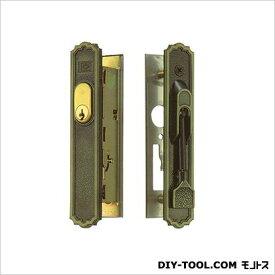 引違錠前召合せ/内外カマ締りネジ式操作トステム 136×25.5mm KH-46