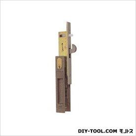 引違錠前戸先/内外カマ締りスライド式操作トステム 140(154)×25(15)mm KH-67