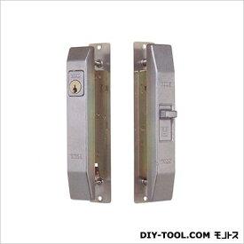 引違錠前召合せ/内外カマ締りスライド式操作昭和アルミYKK 170.5×30mm KH-70