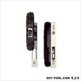 引違錠前召合せ/内外カマ締りスライド式操作トステム 138×31mm(外)165×31mm(内) KH-111