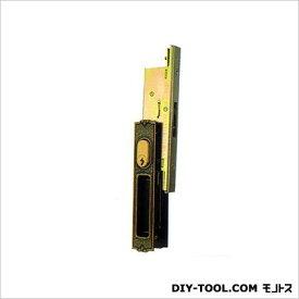 引違錠前戸先/内外カマ締りスライド式操作トステム 140×27mm(155×15mm) KH-113
