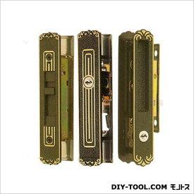 引違錠前2点セット召合せ/戸先カマスライド式操作トステム KH-207