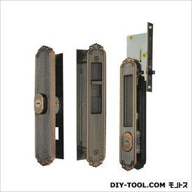 引違錠前2点セット召合せ/戸先スライド式操作YKK KH-224