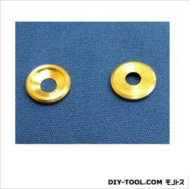 フジテック セットキャップ真鍮ワッシャ 生地 (50205) 1000個