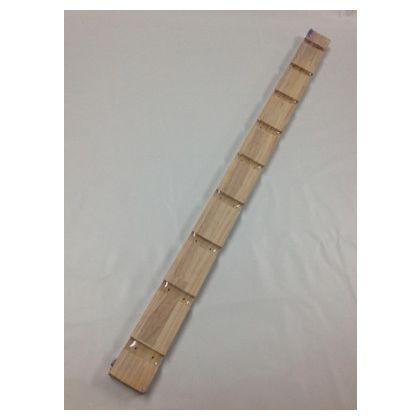 パイン集成棚板支柱 27×60×1500mm PLP27605 4本