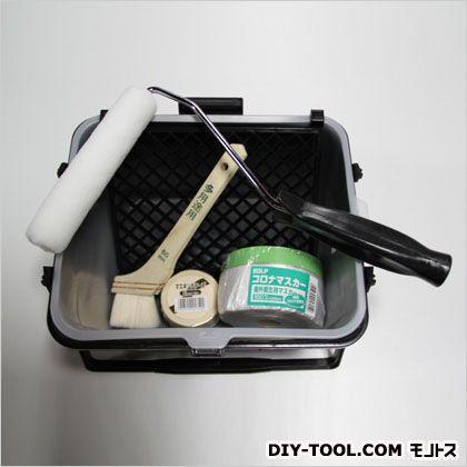 好川産業 多用途に使えるペンキ塗りの道具セット 825594