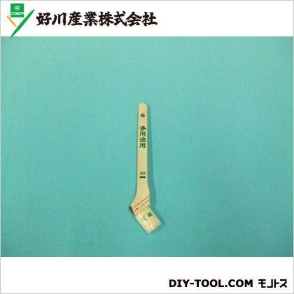 好川産業 多用途刷毛(化繊) 30mm 52593