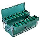 リングスター RSD高級二段式ボックス ハイクオリティボックス 工具箱 (RSD-471) リングスター 工具箱 ツールボックス スチール