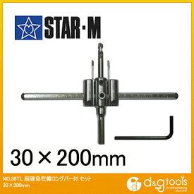 starm/スターエム 超硬自在錐ロングバー付 36TL 1セット